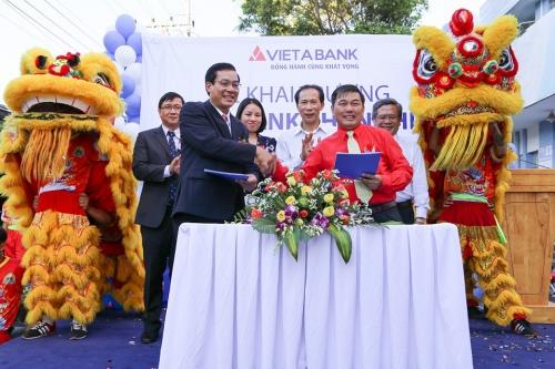 VietABank khai trương chi nhánh Phan Thiết