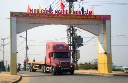 Tăng gấp đôi diện tích khu công nghiệp Hòa Ninh lên 400ha