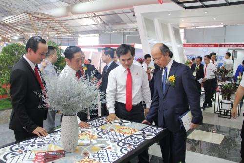 Nhiều sản phẩm ấn tượng tại triển lãm quốc tế Vietbuild Đà Nẵng 2017