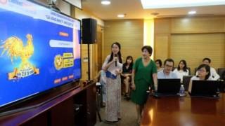 """LienVietPostBank quay số dự thưởng chương trình """"Gà vàng như ý – Phú quý cả năm"""""""