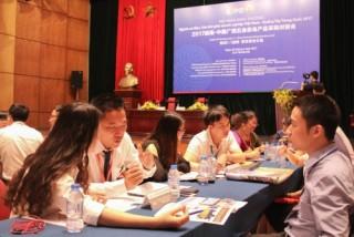 Doanh nghiệp Trung Quốc - Việt Nam tăng cường hợp tác
