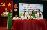 Vietcombank hợp tác thu ngân sách trên địa bàn tỉnh Thái Nguyên