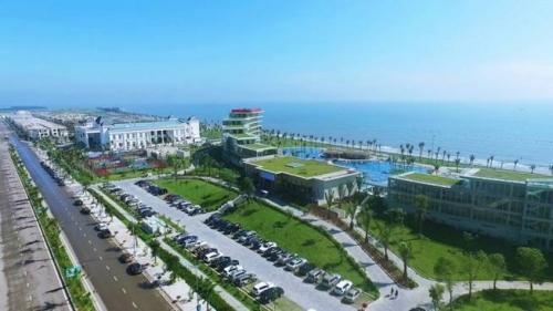 FLC Hotels & Resorts xuất hiện ấn tượng tại Hội chợ Sầm Sơn 2017