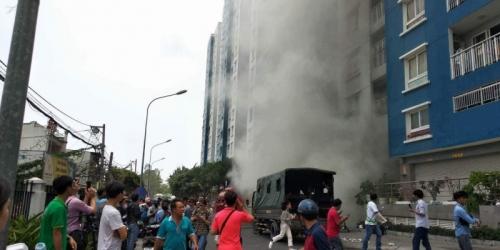 Bảo hiểm cháy, nổ: Chỉ là chia sẻ rủi ro
