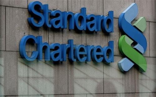 Ngân hàng Standard Chartered Việt Nam có vốn điều lệ hơn 3.500 tỷ đồng
