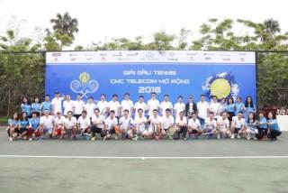 Tập đoàn Bảo Việt đăng quang ngôi vô địch giải Tennis CMC Telecom mở rộng 2018