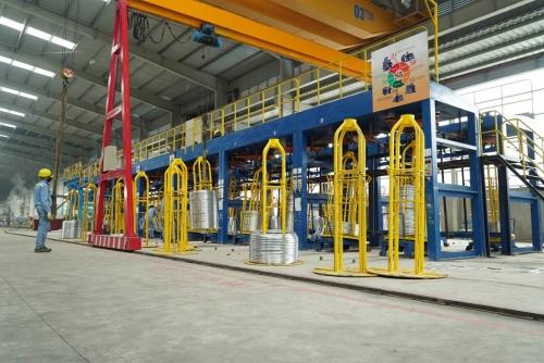 Hòa Phát xuất khẩu dây thép rút sang Lào, Hàn Quốc