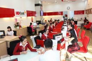 HDBank được mở mới 45 chi nhánh, phòng giao dịch trong năm 2018