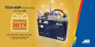 VinID và MB ra mắt thẻ VinID MB Visa với tính năng vượt trội