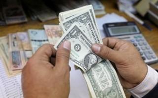 Tỷ giá trung tâm và giá USD ngân hàng đều đi ngang
