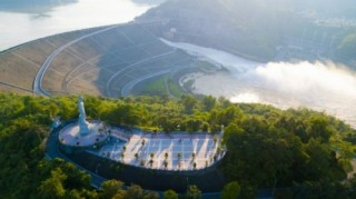 Dành gần 8.600 tỷ đồng đầu tư Dự án nhà máy thủy điện Hòa Bình mở rộng