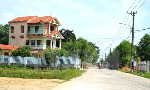 Hà Nội: Thêm 39 xã được công nhận đạt chuẩn nông thôn mới
