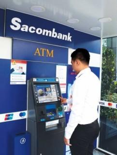 Miễn phí khi nhận tiền kiều hối tại ATM Sacombank