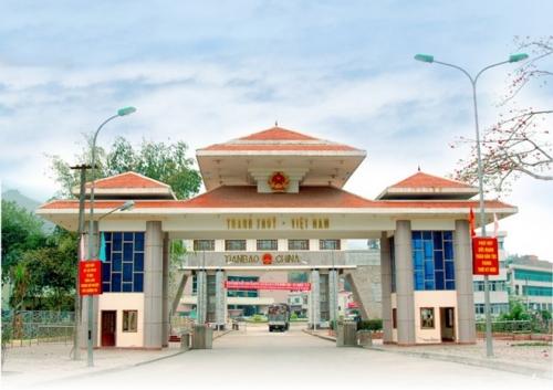 Điều chỉnh cục bộ Quy hoạch chung xây dựng Khu kinh tế cửa khẩu Thanh Thủy