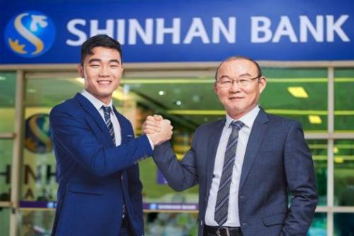 Ngân hàng Shinhan công bố Đại sứ thương hiệu năm 2018