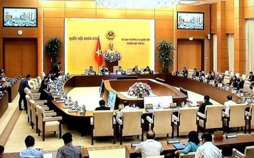 Ủy ban Thường vụ Quốc hội cho ý kiến về chương trình giám sát tối cao