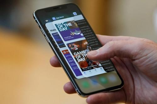 iPhone X chiếm 35% lợi nhuận smartphone toàn cầu
