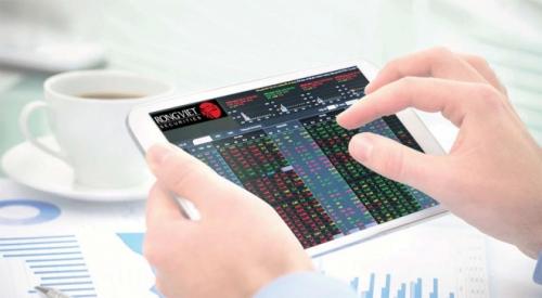 Chứng khoán sáng 19/4: Cổ phiếu vốn hóa lớn điều chỉnh mạnh