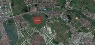 Hà Nội duyệt chỉ giới đường đỏ 4 tuyến đường quanh bệnh viện quốc tế và AEON Mall Hà Đông