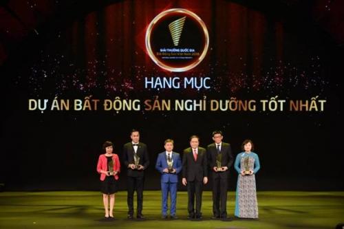 Silk Path Grand Resort Sapa nhận giải BĐS nghỉ dưỡng tốt nhất