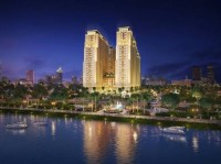 Ra mắt tháp Sapphire - Khu cao ốc ven sông Dream Home Riverside