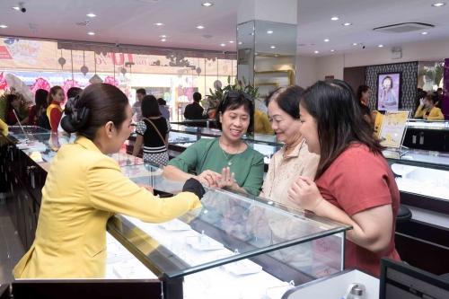 Năm 2018, PNJ dự kiến mở thêm ít nhất 40 cửa hàng