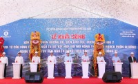 Hà Nội khởi công tuyến đường trên cao trị giá 9.500 tỷ