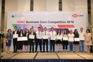 RMIT đại diện Việt Nam tham gia cuộc thi Giải quyết tình huống kinh doanh khu vực