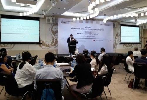 Bảo vệ người tiêu dùng sử dụng dịch vụ tài chính tại Việt Nam