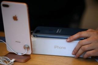 iPhone 8 và 8 Plus đang bán chạy hơn iPhone X