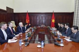 Tập đoàn Clermont mong muốn tham gia vào thị trường tài chính, ngân hàng Việt Nam