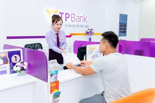 Quý I/2019: Tổng thu nhập hoạt động của TPBank đạt gần 1.900 tỷ đồng