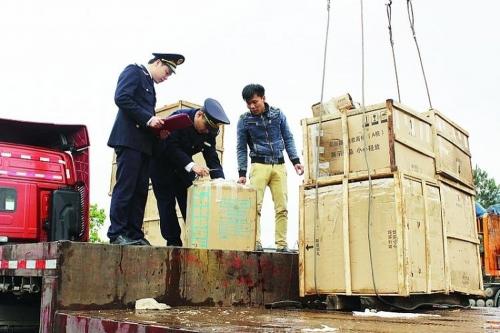 Lo ngại gian lận xuất xứ hàng hóa gia tăng