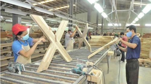 Ngành gỗ xây dựng thương hiệu để xuất khẩu