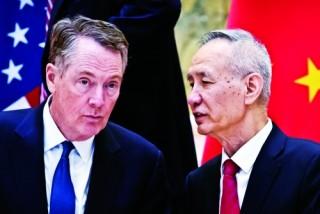 Đến năm 2025, Trung Quốc phải hoàn thành các cam kết thương mại