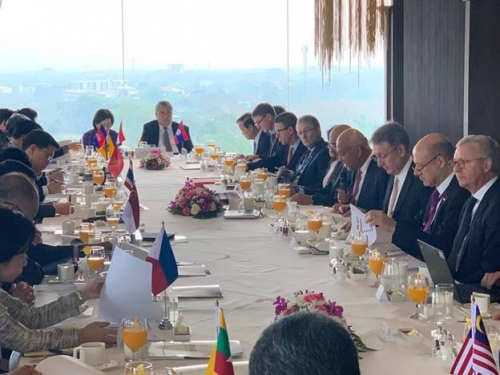 HSBC đệ trình 3 kiến nghị phát triển hạ tầng bền vững tại Đông Nam Á