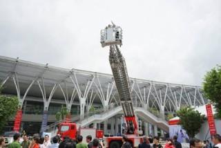 500 gian hàng tham gia Triển lãm Quốc tế về phòng cháy chữa cháy 2019