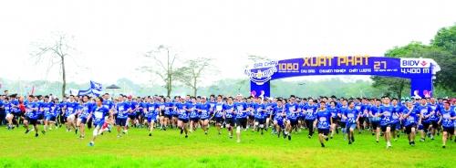"""Giải chạy """"Nụ cười BIDV"""""""