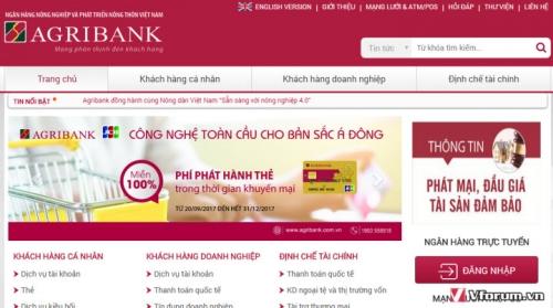 Chuyển khoản siêu tốc 24/7 với Agribank Internet Banking