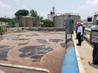 Đầu tư 10 triệu USD cho hệ thống xử lý nước thải