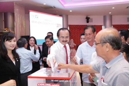 Kienlongbank đặt mục tiêu lợi nhuận 306 tỷ đồng trong năm 2019