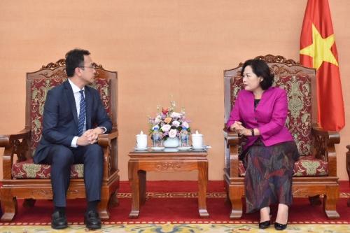 IMF tiếp tục hỗ trợ Việt Nam thực hiện thành công các mục tiêu phát triển quốc gia