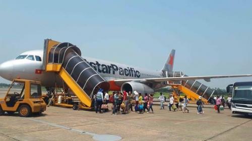 Jetstar Pacific khai trương đường bay Vinh - Đà Nẵng