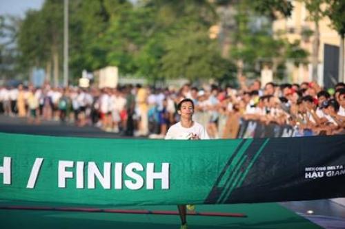 Khai mạc Giải Mekong Delta Marathon Hậu Giang 2019