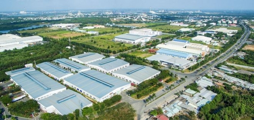 Bất động sản công nghiệp tạo đà cho địa phương