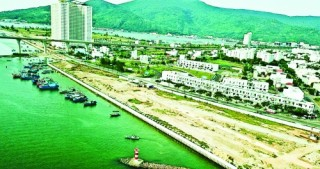 Dự án lấn lòng sông Hàn