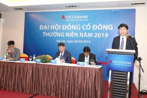 VietABank tổ chức thành công đại hội cổ đông năm 2019