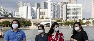 Ngân hàng trung ươngSingapore hỗ trợ chống dịch