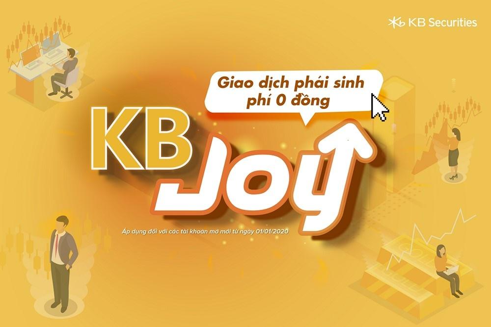 kbsv ra mat mat bo doi chuong trinh khuyen mai kb joy kb thanks