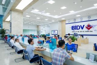BIDV giảm đến 2%/năm lãi suất chokhách hàng bị ảnh hưởng bởi dịch Covid-19